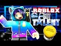 BECOMING THE NEXT STAR ON ROBLOX GOT TALENT mp3