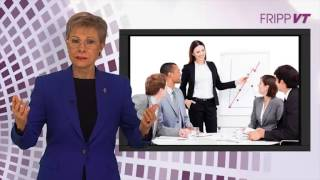Patricia Fripp: How to Open a Presentation to Senior Management from Patricia Fripp on FrippVT