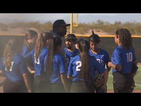 Softball team thriving in first year at Canyon View High School