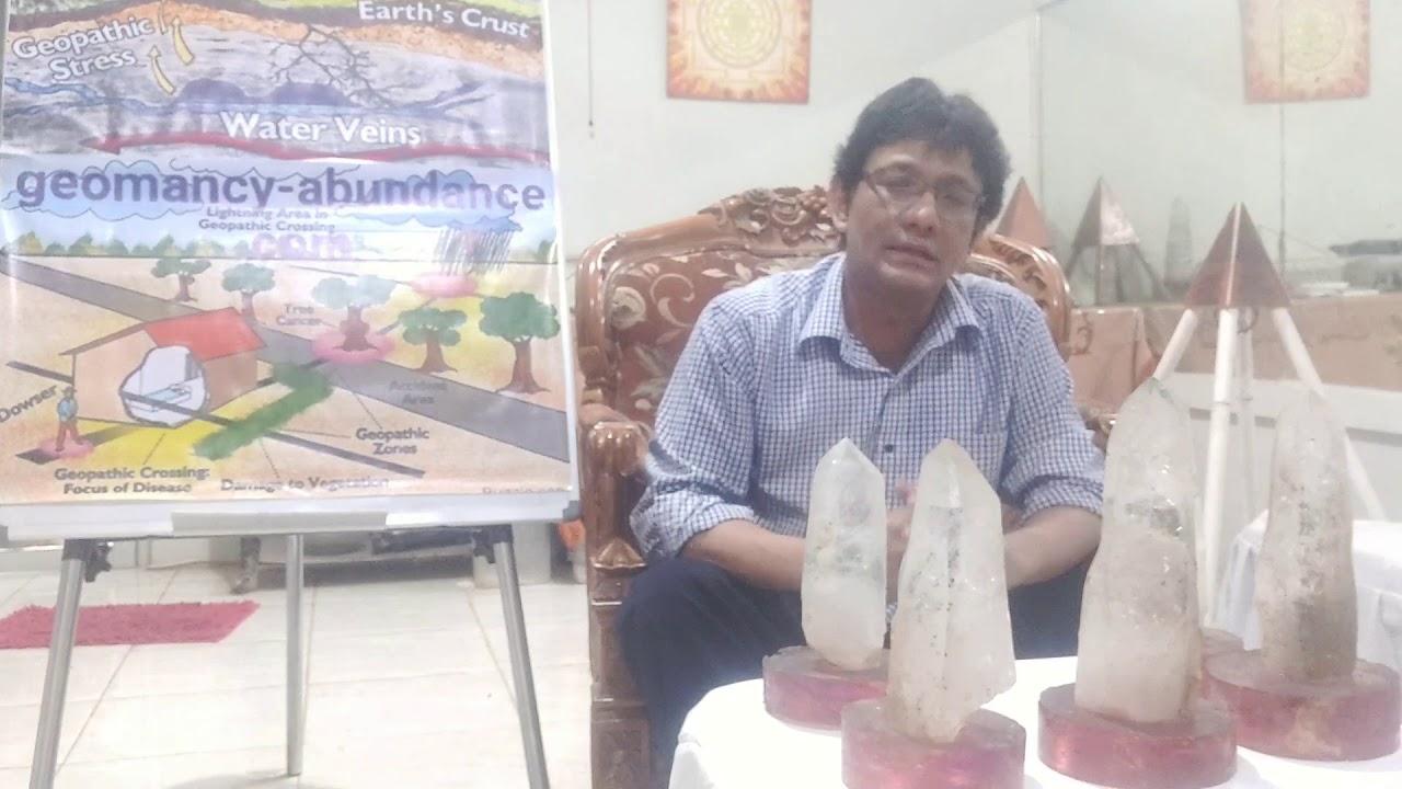 Download Penjelasan lengkap batu kristal dan hubungannya dengan 7 chakra manusia