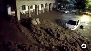 Catástrofe en Mallorca: inundación de Sant Llorenç