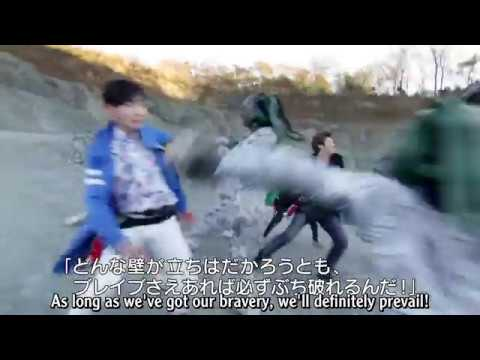 Download [Free Download] Power Rangers Dino Force Brave Ep 1 & 2