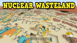 Minecraft Xbox: NUCLEAR WASTELAND V2 SURVIVAL!