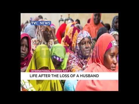 'Int'l Widows Day'-Life of a widow after loss of husband