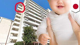 「景色見せようと…」生後7か月の女児が転落死 母親を殺人容疑で逮捕 - トモニュース