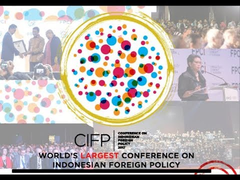 Conference on Indonesian Foreign Policy (CIFP) 2017 Session 2