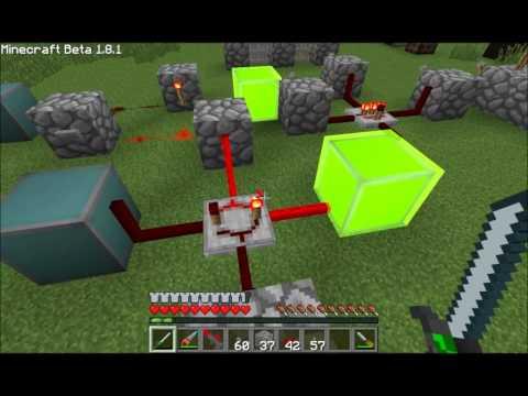 RedPower 2 Tutorial - Logic Gates Part1