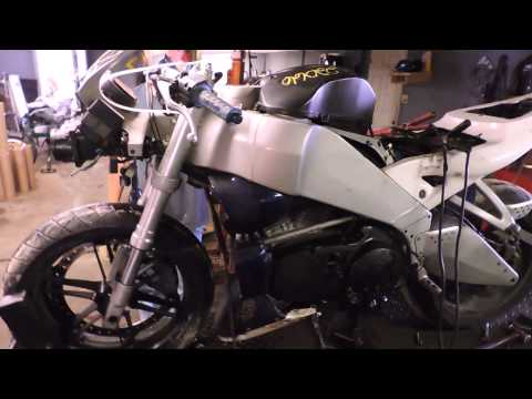 Buell XB9R Firebolt Used Motorcycle Parts For Sale