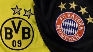 Clásicos contra @FutboolFichajes | Bayern Munich vs Borussia Dortmund