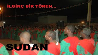 AFRİKA'DA ZİKİR I MİKAŞFİ TARİKATI ZİKİR TÖRENİ I SUDAN