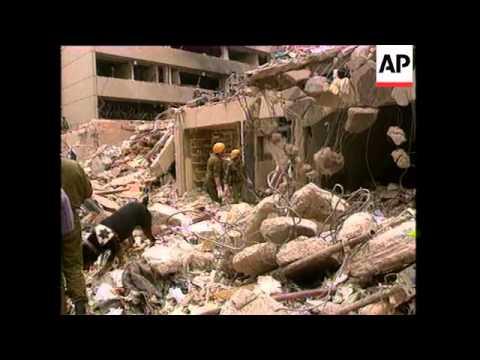Kenya - Nairobi US Embassy Bombing Update