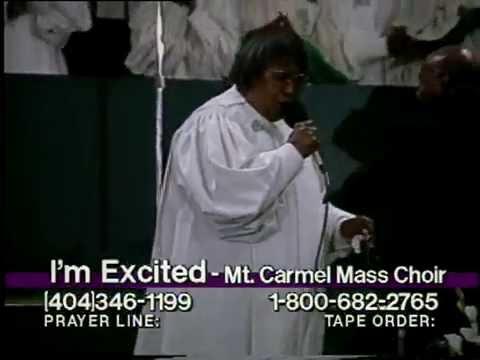 Noah's Ark (Mt. Carmel Mass Choir)  ( Rev. Timothy Flemming)