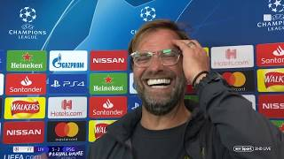 Jurgen Klopp: Daniel Sturridge had a super, super game! (Liverpool v PSG)