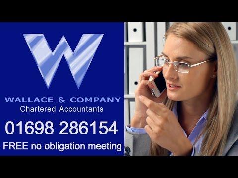 Accountants Hamilton 01698 286154 Wallace and Company