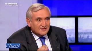 Jean-Pierre Raffarin: