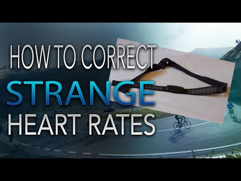 How To Correct Abnormal Heart Rates On A Cycling Computer