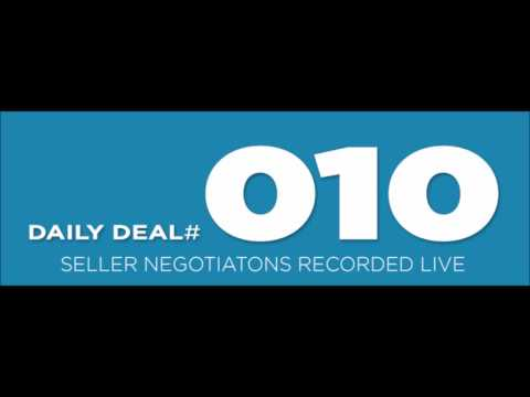 Daily Deal Podcast 010