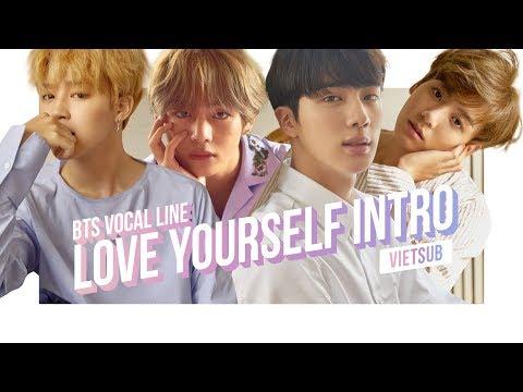 Love Yourself Intro Bts