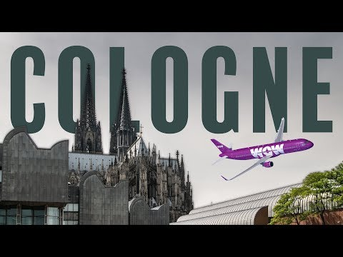Cologne | WOW Air Travel Guide Application