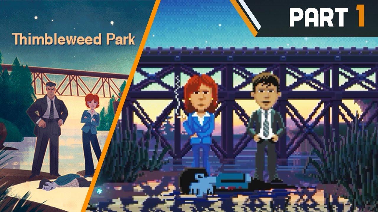Thimbleweed Park review: An incredible homage to point-and-click ...