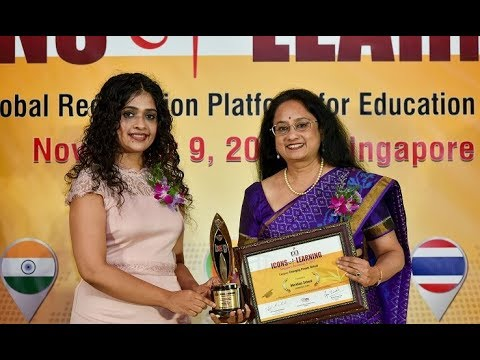 Usha Reddy, CEO & Senior Principal, Meridian School, Hyderabad, India