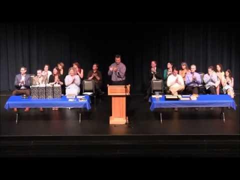 2016 Upper School Awards Assembly