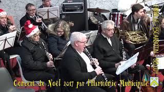 2017 Concert de Noël par l'harmonie municipale