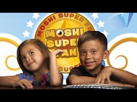 Opening MOSHI SUPER FAN PACK - Moshlings, Moshi Monsters Stickers, Magazines, Music, Codes and more!