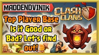 Clash of Clans - Top Player Base: Is it Good or Bad? Let's find out! (1080p) (Gameplay Commentary)