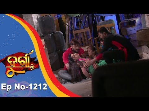Durga | Full Ep 1212 | 26th Oct 2018 | Odia Serial - TarangTV