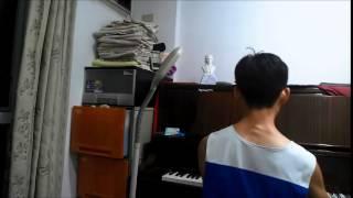 神鬼奇航鋼琴獨奏