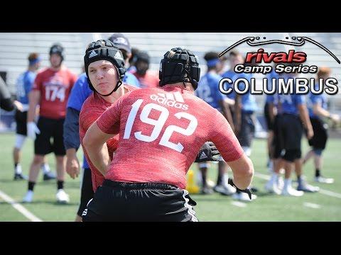 RCS Columbus: OL vs. DL - 1on1 Drills