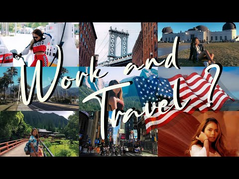 Work and Travel in USA คืออะไร?  | Elfern Wanna Do