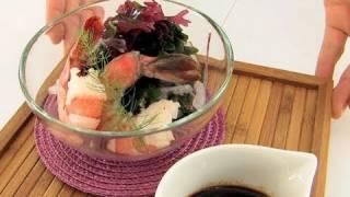 Easy seaweeds salad 誰でも簡単海草サラダの作り方
