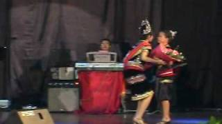 danny malinggi & jo anna sue henly rampas kaamatan 2008