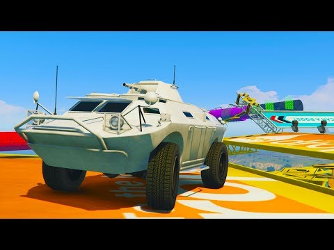 100.000% IMPOSIBLE!! QUIERO LLORAR! - CARRERA GTA V ONLINE - GTA 5 ONLINE