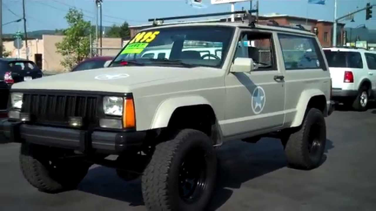 1992 Jeep Cherokee Cooling System