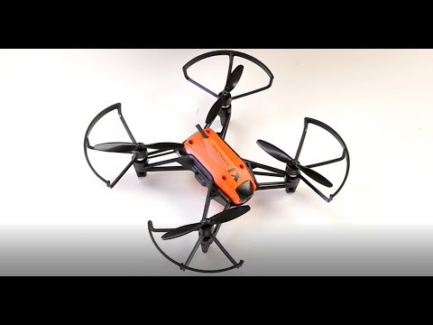 Wingsland X1 Optical Flow Positioning APP controlled quad review
