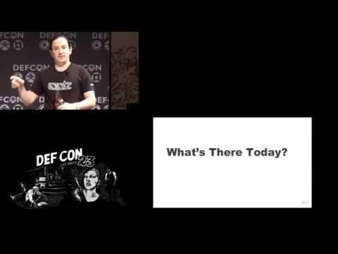 DEF CON 23 - David Mortman - Docker, Docker Give Me The News: I Got A Bad Case Of Securing You