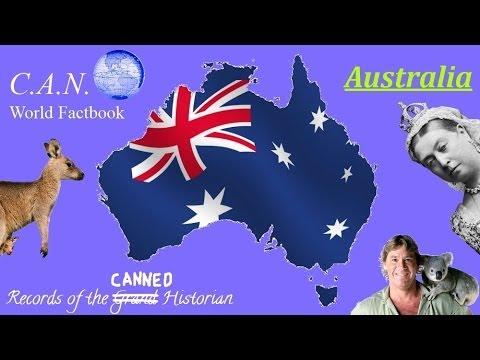 C.A.N. World Factbook: Australia