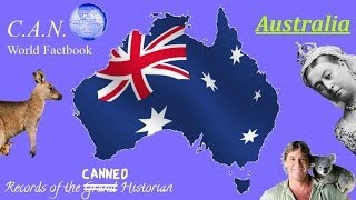C.A.N. World Factbook: Australia