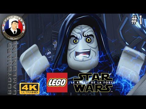 LEGO Star Wars Le Réveil De La Force #1 Mode Histoire Pc 4K Ultra HD streaming vf