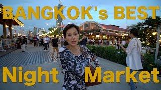 Bangkok: The Best Night Market Ever!