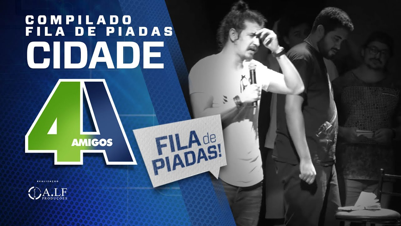 COMPILADO FILA DE PIADAS - CIDADE