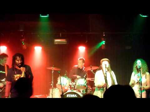 Wild Life & the Tworootsband live @ Reggae Central,Popcentrale,Dordrecht,Holland 13 01 2017