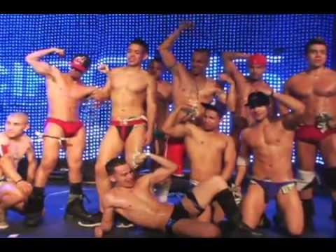 Gay Latino LA Circus Disco And Owner Gene La Pietra