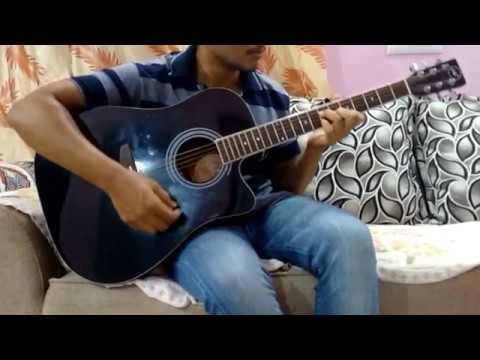 Appa I Love you Pa Guitar Cover - Chowka movie