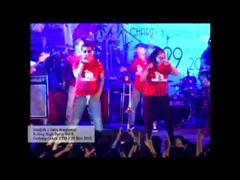 Souljah - Satu Frekuensi. LIVE at B-Sing Night Party Vol. 8 UTM (Part 4 of 11)