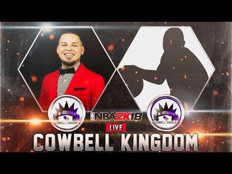 NBA 2K18 Cowbell Kingdom vs New York Knicks