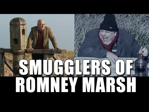 The Bald Explorer - The Smugglers of the Romney Marshes